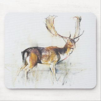 Study of a Stag Mouse Pad