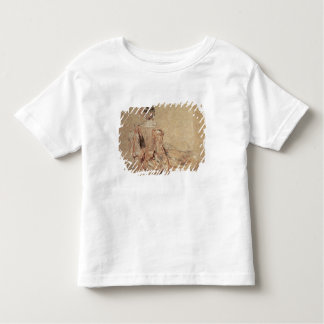 Study of a woman seen from the back, 1716-18 toddler T-Shirt