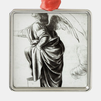 Study of an Angel Christmas Ornament