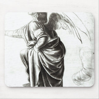 Study of an Angel Mouse Pad