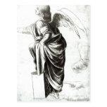 Study of an Angel Postcard