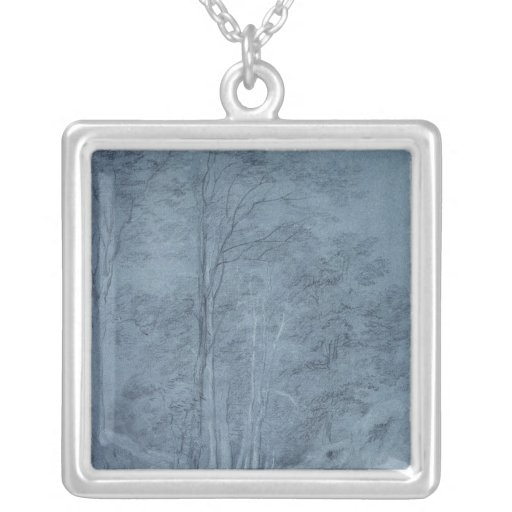 Study of ash and other trees pendants
