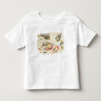 Study of Cats and a Head (w/c on paper) Toddler T-Shirt