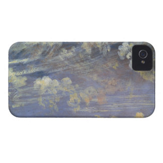 Study of Cirrus Clouds iPhone 4 Case
