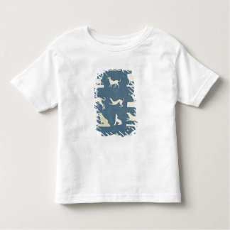 Study of Dogs Toddler T-Shirt