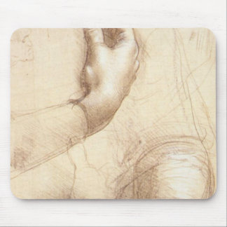Study of Hands Mouse Mat