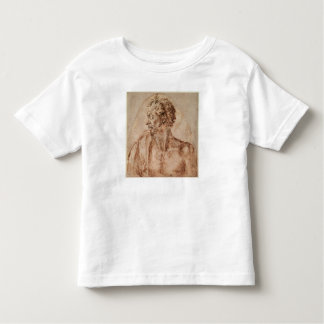 Study of Head and Shoulders Toddler T-Shirt