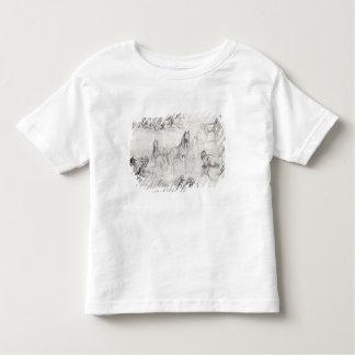 Study of Horses Toddler T-Shirt