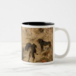 Study of Hounds, 1616 Mug
