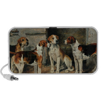 Study of Hounds iPhone Speaker