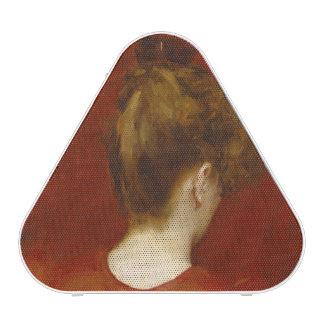 Study of Lilia, 1887 (oil on canvas)