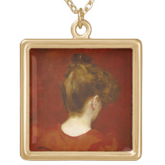 Study of Lilia, 1887 (oil on canvas) Jewelry
