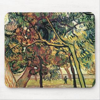 Study of Pine Trees Vincent van Gogh Mouse Mat