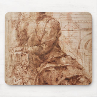 Study of Sibyl Mouse Pad