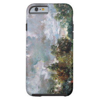 Study of Sky and Trees (oil on canvas) Tough iPhone 6 Case