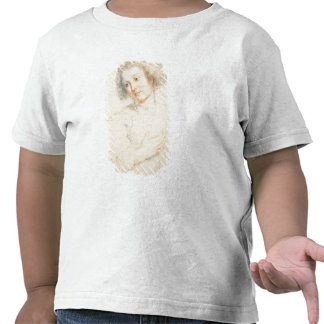 Study of the Head of St. Apollonia (drawing) T Shirts