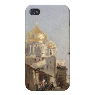 Study of Tobolsk, 1842 iPhone 4 Case