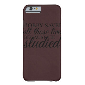 Studying Barely There iPhone 6 Case