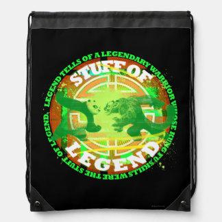 Stuff of Legend Drawstring Bag