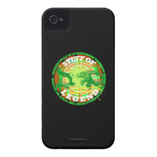 Stuff of Legend iPhone 4 Cases