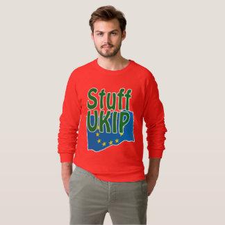 Stuff Ukip Christmas sweatshirt