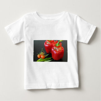 Stuffed peppers baby T-Shirt
