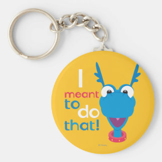 Stuffy - I Meant to do That Key Ring