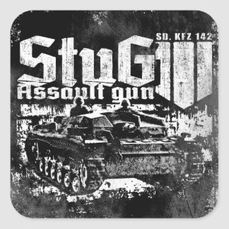 StuG III Sticker