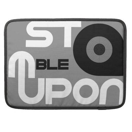 StumbleUpon MacBook Pro Sleeve