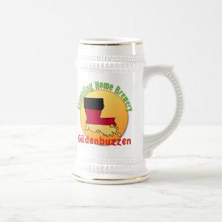 Stumbling Home Brewery Gudenbuzzen Stein Mug