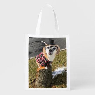 Stump! Reusable Grocery Bag