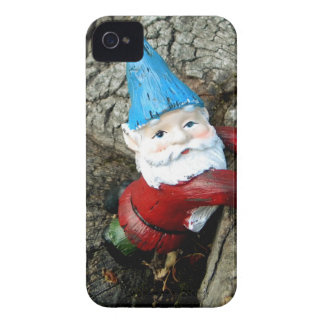 Stumped Gnome iPhone 4 Cases