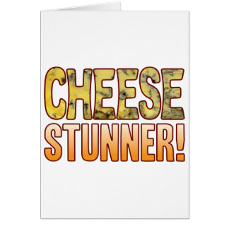 Stunner Blue Cheese Card