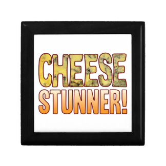 Stunner Blue Cheese Small Square Gift Box