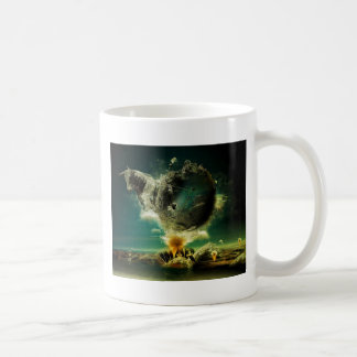 Stunning art basic white mug