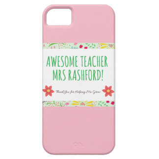 Stunning Awesome Teacher Phone Case