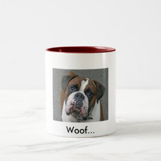 Stunning Boxer Dog Mug
