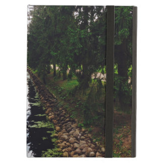 Stunning Calm River and Bridge iPad Air Case