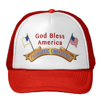Stunning Christian Snapback Hats, Patriotic Theme