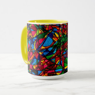 Stunning Explosive way to start your day! Mug