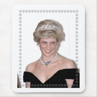Stunning! HRH Princess Diana Mouse Pad