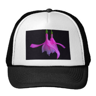 Stunning in Pink Floral Design Cap