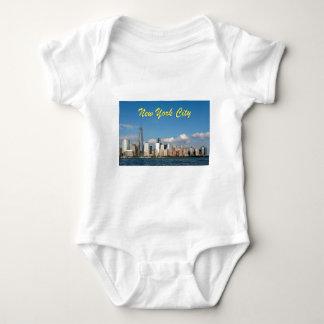 Stunning New York City USA Baby Bodysuit