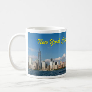 Stunning New York City USA Basic White Mug