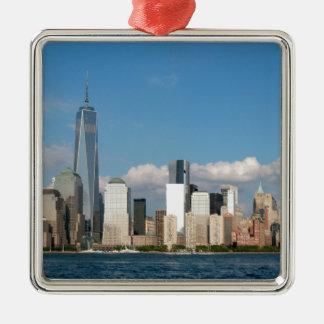 Stunning New York City USA Christmas Ornament