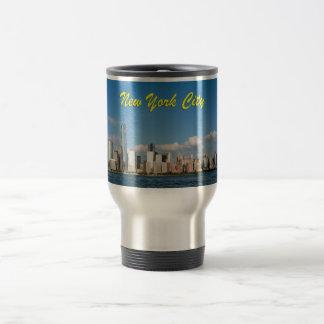 Stunning New York City USA Stainless Steel Travel Mug