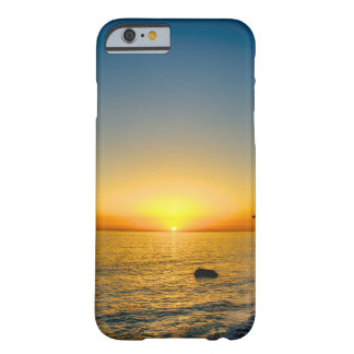 Stunning Ocean Sunset Barely There iPhone 6 Case