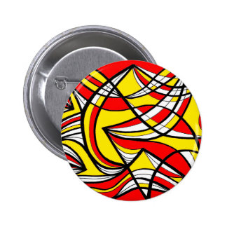 Stunning Self-Disciplined Funny Refined 6 Cm Round Badge