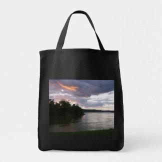 Stunning Sunrise Along Ohio River