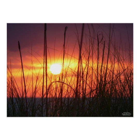 Stunning Sunset Poster